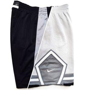 Retro Nike Reversible Basketball BLK&White Shorts